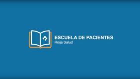 Escuela de pacientes de Rioja Salud